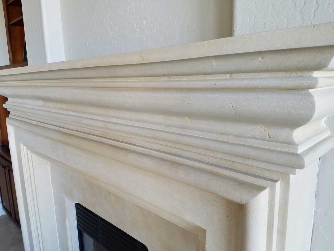 custom-fireplace-molding
